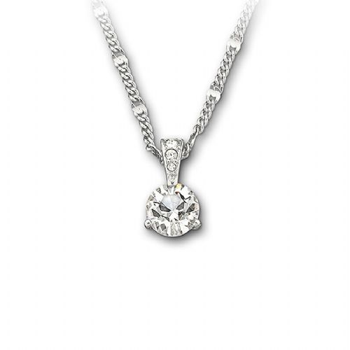 SWAROVSKI Solitaire Pendant  Necklace 1800045